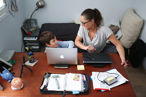 How the Coronavirus Pandemic Amplifies Tensions Between Working Moms and Child-Free Colleagues
