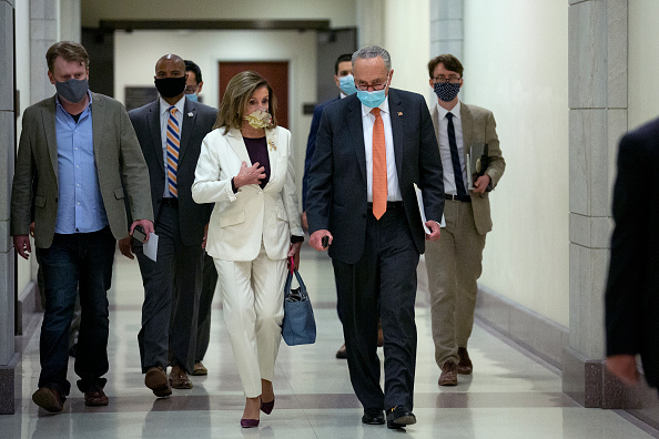 Second Stimulus: Biden, Democrats Push Pelosi Toward Accepting a Smaller Bill