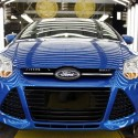 Ford Executives Highlight Former Truck Plant Converted To Build The Focus And Focus Electric