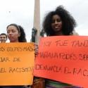 URUGUAY-RACISM-DEMO-RAMIREZ