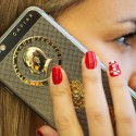 Gold Crafted Apple Inc. iPhone And Apple Watch Designs At Luxury Russian Jewelers