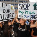 University Of California Students Protest 32 Percent Fee Hike