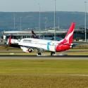Qantas Net Profits Takes A Plunge