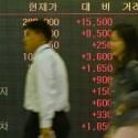Seoul KOSPI Index