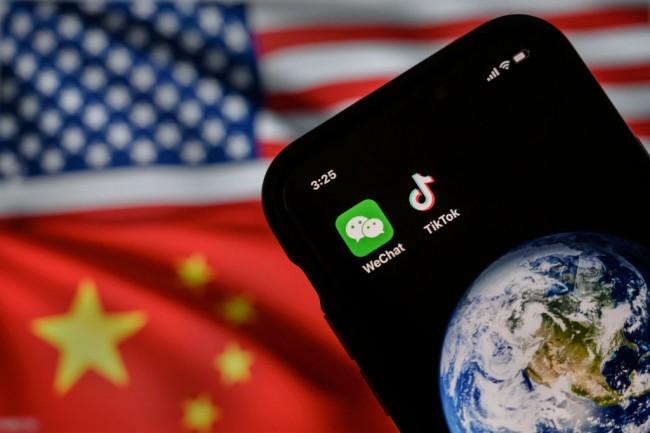 Popular social media apps in China