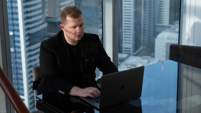 I Don't Get Intimidated By Pressure, Says Crypto Trader Jack Skipp